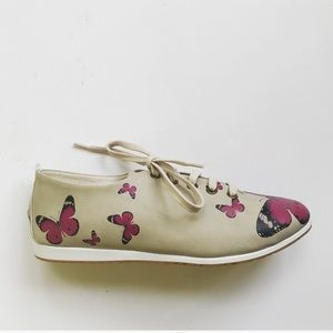 Goby Mod Butterfly Vegan Sneakers